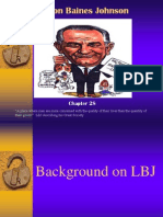 lbj presidency