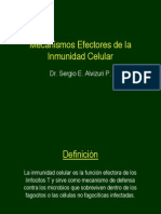 03 URP MI Mecanismos Efectores Inmunidad Celular 2011-1