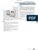 Controlador-Transmisor de Nivel Multiranger 100_200pdf