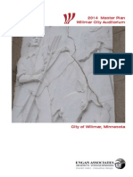 Willmar City Auditorium Master Plan