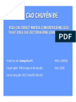 Bao Cao Chuyen de Dk Bo Bien Do - Le Quang Thieu
