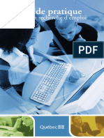 Guide recherche emploi