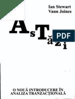 Ian Stewart,Vann Joines - Analiza Tranzactionala-Astazi