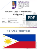 Local Gov. Philippines NEW