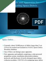 methods and apparatus space debrisfinal