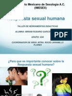 Respuesta Sexual Humana
