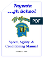 Wayzata Speed, Agility, Conditioning Manual Final