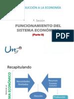 3. Funcionamiento del Sistema Económico (parte II) (1)