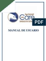 Manual del software PigCHAMP Care 3000 - Español