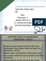 Gangguan Dismorfik Tubuh Dan Hipokondriasis
