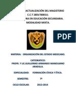 CENTRO DE ACTUALIZACIÓN DEL MAGISTERIO