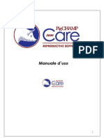 PigCHAMP Care 3000 Manuale del software - Italiano