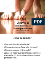 1. Clase 1- 5 de Marzo-Introduccion a La Ps Evolutiva-2