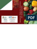 Manual para el cultivo de hortalizas