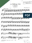 Holberg Suite Violin 2