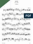 Suite Laud No. 3 JS Bach