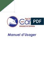 PigCHAMP Care 3000 Manuel des logiciels - Français
