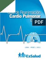 Guía de Reanimación Cardiopulmonar Básica ESSALUD 2011