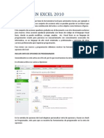 Macros en Excel 2010