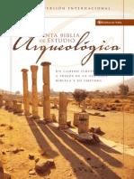 Biblia de Estudio Arqueologica :D