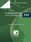 2--01 FLACSO - Integracion Regional