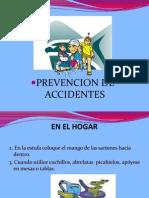 Prevencion de Accidentes Psicologia
