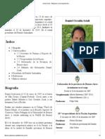 Daniel Scioli - Wikipedia, La Enciclopedia Libre