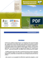 Manual de extensión rural agropecuaria