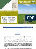 Manual de extensión rural agropecuaria