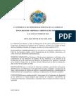 5--X Conferencia de Ministros de Defensa