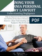 Winning Your California Personal Injury Lawsuit