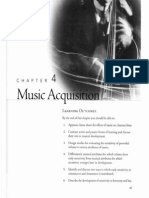 Music Acquisition