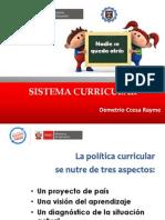 Aprendizajes Fundamentales Sistema Curricular Ccesa