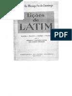 Latim - Alberto Mesquita