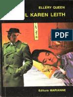Ellery Queen - Cazul Karen Leith[v1.0]
