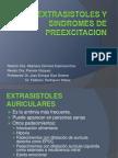 20110307 Extrasistoles y Sindromes de Preexcitacion
