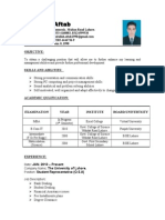 CV Abdullah Aftab(Updated) (1)