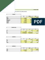 Excel Conversion Unidades