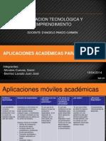 AppsAcadémicas