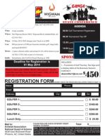 SEL Golf Tourney and State Conf - May 10, 2014