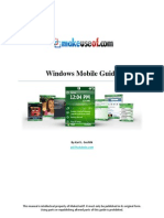 MakeUseOf Com - Windows Mobile Guide