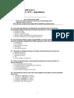 Fall_2013Exam II (Practice)