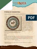 Sistema de Calendario Maya