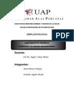 Exposición  Anatomia de los Maxilares en la Implantología word