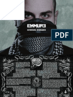 Digital Booklet - Eternal Enemies