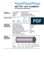 KMS Fluid Systems TFC XR 8 Datasheet