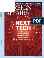 March April 2014 Edition Foreign Affairs