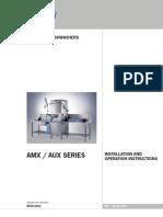 Dishwasher Hobart AMX