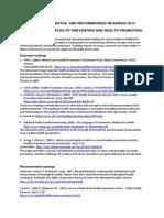PUBH5033 Readings 2014 Links(2)
