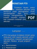 Pengertian PTS
